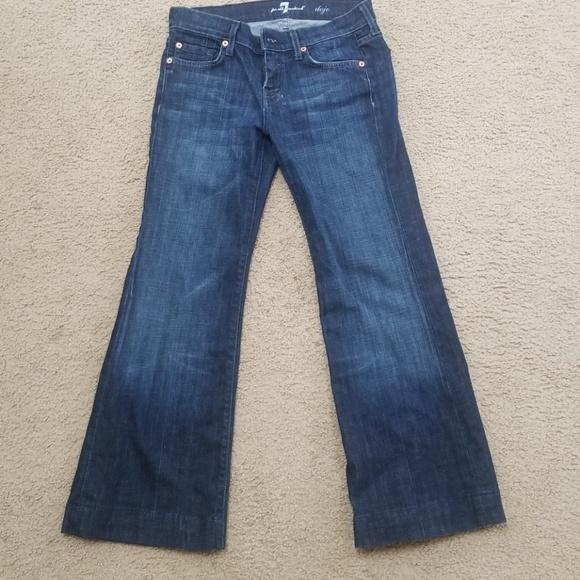 7 For All Mankind Denim - 7 for all man kind dojo jeans